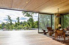 Pré-fabricadas energia positiva Homes por Philippe Starck e Riko   Designs modernos Casa
