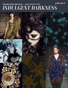 Première Vision New York - Outono / Inverno Print & Pattern Trend Round Up Fashion Colours, Colorful Fashion, Fashion Patterns, Color Patterns, Print Patterns, Image Coach, Color Trends 2018, Trend Council, Fashion Forecasting