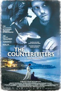 The Counterfeiters is the true story of the largest counterfeiting operation in history, set up by the Nazis in 1936