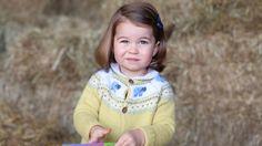 Ein ganz neues Bild von Prinzessin Charlotte, fotografiert von Mama Kate