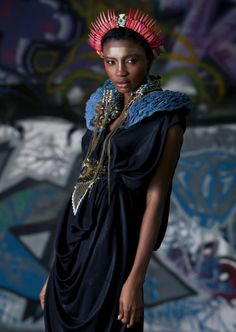anita quansah jewelry #acessories #editorial