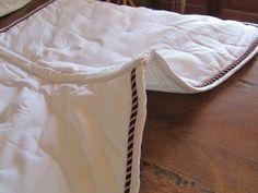 Les jolies cavalières: *DIY Faire son tapis de selle