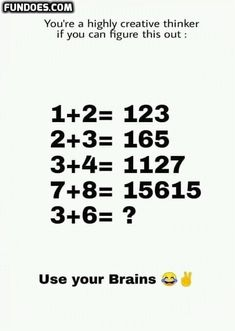funny pictures, jokes and funny memes Maths Puzzles, Math Activities, Number Riddles, Brain Teasers, English Vocabulary, Successful People, Weird Facts, Optical Illusions, Dankest Memes