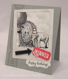 MIX20 Vintage Birthday by hlw966 - Cards and Paper Crafts at Splitcoaststampers