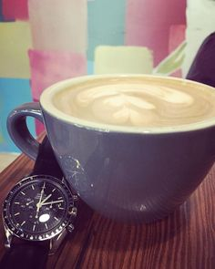 REPOST!!!  4.30.2017 (13:11 Central Time Zone) Apanas Coffee ☕️ #Chronograph #Chrono #watch #watches #ToolWatch #igwatches #watchoftheday #watchcollector #watchfam #watchanish #Omega #OmegaSpeedmaster #Speedmaster #Speedy #OmegaSpeedy #MoonWatch #NASA #RubberB #RubberBstrap #AlligatorStrap #manualwind #apanas #coffee #coffeeshop #southcongress #atx #austintx #Austin #Texas #GMTChronoDive  Photo Credit: Instagram ID @gmtchronodive