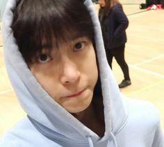 yuta was blown away by the refrigerator door what do you do? // END yuta # Winwin, Taeyong, Jaehyun, Nct 127, Nct Doyoung, Tsundere, Meme Faces, Boyfriend Material, K Idols