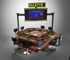 Arcade Games, Signage, Vending Machines, Signs