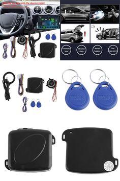 [Visit to Buy] New Smart Start System Car Engine Push Start Button Engine Lock Ignition Starter Keyless Go System Push Button Stock Safety Hot #Advertisement