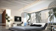 Image from http://imactoy.com/wp-content/uploads/2013/04/minimalist-bedroom-is-accentuated-by-the-textured-ceiling-treatment-and-highlighted-by-the-black-furniture.jpg.