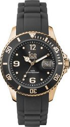This stylish Ice-Watch has a navy dial and silicone strap. The case is rose gold tone stainless steel. Ice Watch, Star Watch, Watch 2, Luxury Watches, Rolex Watches, Affordable Watches, Watch Model, Beautiful Watches, Watch Brands