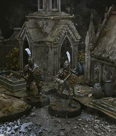 Goodbye Isles of Brume T he Isles of Brume is a little sub-setting I concocted for my AoS 28 miniatures and their stories. Warhammer Wood Elves, Warhammer Fantasy, Warhammer Empire, Warhammer 40000, Stormcast Eternals, Fantasy Figures, Fairy Garden Houses, Fantasy Miniatures, Dark Souls