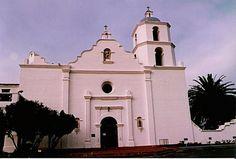 California Missions | California Missions- Mission San Luis Rey de Francia in Oceanside ...