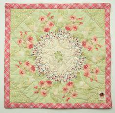 PatchworkPottery, love the kaleidoscope pattern