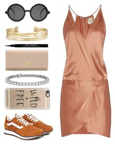 I Can Make Vans Look Good by pstm on Polyvore featuring polyvore, fashion, style, Michelle Mason, Vans, Prada, Blue Nile, Stella & Dot, Casetify, Boohoo, Givenchy and clothing