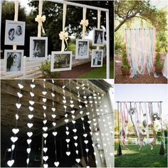 Found on: Pinterest (http://www.pinterest.com/search/boards/?q=backdrops%20wedding) - Pinterested @ http://wedspiration.com.