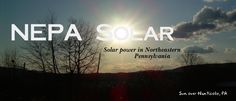 NEPA Solar's new header.