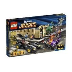 Toy / Game Cool Lego Super Heroes Batmobile And The Two-Face Chase 6864 - Batman 2 Henchmen and Gua @ niftywarehouse.com #NiftyWarehouse #Batman #DC #Comics #ComicBooks