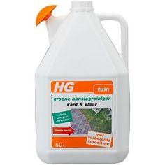 HG groene aanslagreiniger kant-en-klaar 5L | Praxis