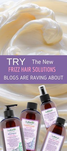 If you truly desire frizz-free hair, you must be willing to get to the root of the problem. We want to help you learn how to have frizz free healthy and beautiful hair.