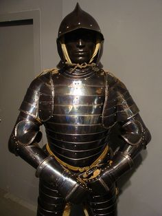 ca. 1540-1550 - ''Anime' armour', South German (probably Augsburg), Karsten Klingbeil Collection, Pierre Bergé & associés Auction House, Brussels, Belgium | Flickr - Photo Sharing!