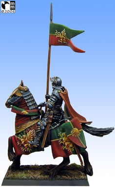 Mindstalkers: soldiers generic for factions of Milan and Venice. heavy cavalry 02 - 02