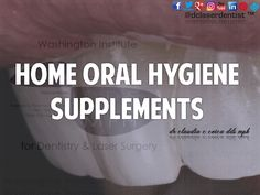 Dr. Claudia Cotca speaks on what she does to #care for her #oral #health, #bright #white #smile, #teeth and #gums at #home. Dr. Cotca discusses oral #rinses of choice and other adjuncts to help maintain her breath #fresh and #mouth #healthy!