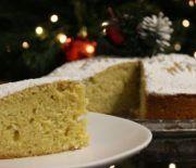 Vasilopita Recipe, Sifted Flour, Piece Of Cakes, Greek Recipes, Cake Pans, Baking Pans, Vanilla Cake, Icing, Cooking Recipes