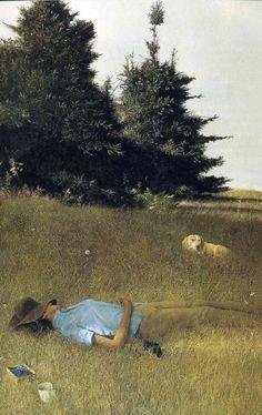 """Distant Thunder (Отдаленный гром - """"портрет"""" жены), 1961"""