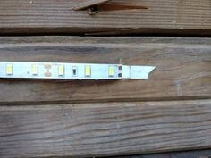 Inexpensive Garage Lights From LED Strips: 6 Steps (with Pictures) Led Garage Lights, Led Shop Lights, Garage Lighting, Barn Lighting, Shop Lighting, Garage Shop, Diy Garage, Garage Ideas, Carpentry Projects