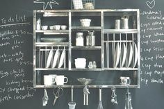 The-Plate-Rack-Co-Uk-Remodelista SF: ❤