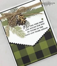 Stampin' Up! I'm Wild About Christmas Happiness! | Stamps – n - Lingers