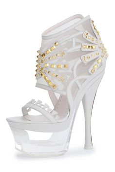 Versace, Spring 2012