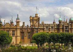 Knebworth House, Hertfordshire - One of England's most colourful stately homes. It is remarkable for having been in the same family, the Lyttons, for more than 500 years & for its romantic exterior complete with turrets, domes & gargoyles, which conceals a red brick house dating from Tudor times. Knebworth achieved fame in Victorian times as the home Robert Lytton, the Viceroy of India who proclaimed Queen Victoria Empress of India at the Great Dehli Durbar of 1877.