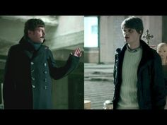 """""""        He's back. And still hysterical.        Watch the full show: http://bbc.in/DawsonBros        Sherlock Parody. Chris Crabstickz Kendall, Mike Wozniak and Jenny Bede in a scene from Sherlock that could actually happen.        Dawson Bros. Funtime features Chris Kendall, Mike Wozniak, Jenny Bede and Cariad Lloyd."""" - I'm dead, this is hilarious!"""