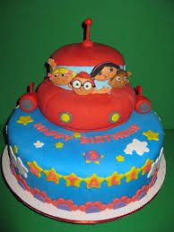 space birthday cake - Google Search