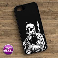 Boba Fett - Star Wars Phone Case for iPhone, Samsung, HTC, LG, Sony, ASUS Brand #bobafett #starwars