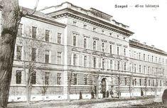 Szeged 46 laktanya Multi Story Building, Louvre, History, Travel, Historia, Viajes, Destinations, Traveling, Trips