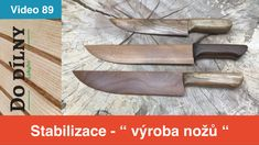 Wood stabilization - knives production   #epoxy #epoxytable #woodworking #wood #epoxyresin  #handcrafted #knives #design #woodart #woodporn #homedecor #pracesedrevem #dodilny #truhlarina #epoxi  #art #handmade #workshop #DIY #dodilny #dilna #iglifecz #truhlarstvi #drevo #wood #woodworking #woodworker #woodworkforlife #homedecor #woodshop #handtools #bosch #boschtools #woodworkforall #felder #dodilnylukyho #pinterest Bosch Tools, Woodworking Wood, Kitchen Knives, Hand Tools, Epoxy, Wood Art, Workshop, Channel, Youtube