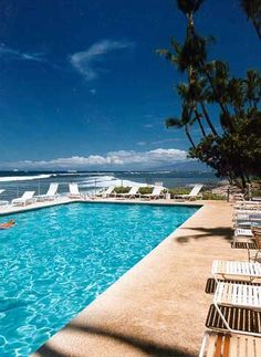 Maui vacation rentals at Puamana, Hawaii. Picture yourself on a beautiful day on the Island.