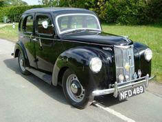 1953 Ford  Prefect E493A Saloon