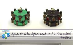 Spice of Life spice Rack in 27 new colors! The... - Mel B CC and Legacy