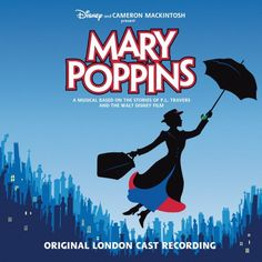 Mary Poppins, The musical blew my mind I have seen it twice and its spectacular, up there w/Rent!