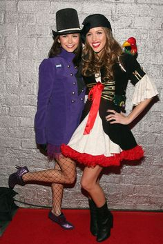 The best celeb Halloween costumes: Nina Dobrev is probably the only Willy Wonka we've ever fancied