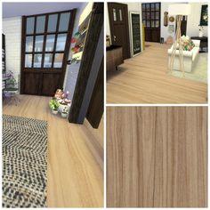 Sims 4 - Wooden Floor 102