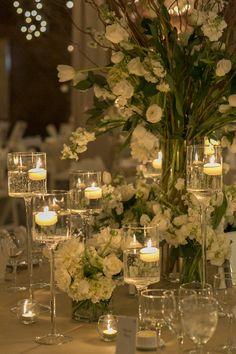 Wedding Reception at The Fearrington Barn #barnweddings #FearringtonVillage