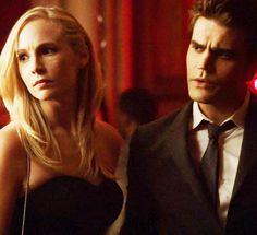 Image result for stefan and caroline 5x13
