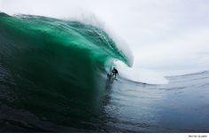Pat Gudauskas, Pacific Ocean. Photo: Glaser