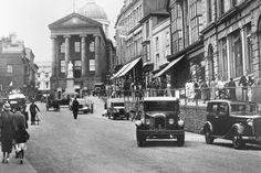 Penzance, Market Jew Street, Cornwall 1930s.