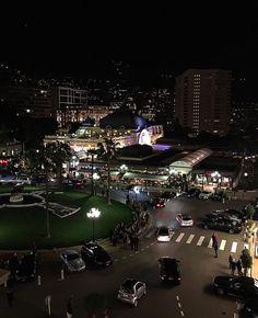 #Casino #night #amazing #magic #sky #stars #happy #mood #fun #instalike #instagood #instacool by emma_antw from #Montecarlo #Monaco
