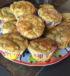 Best gluten free banana muffins EVER!